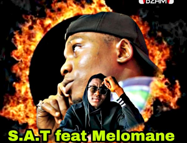S.A.T FEAT MELOMANE _ IN THE CERCLE